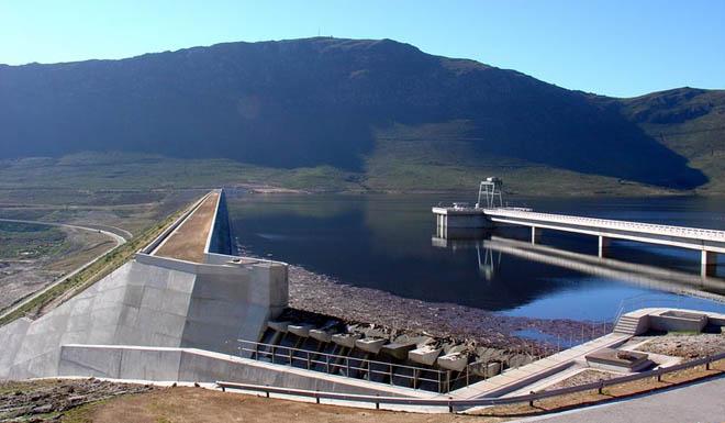 Bergriver dam project