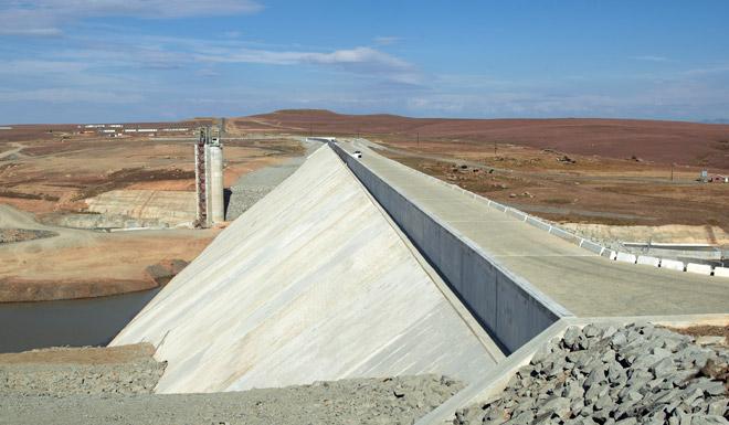 Ingula Dams
