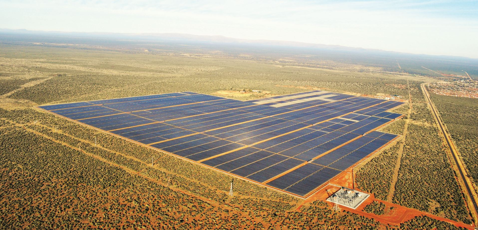 Kathu PV Solar Farm