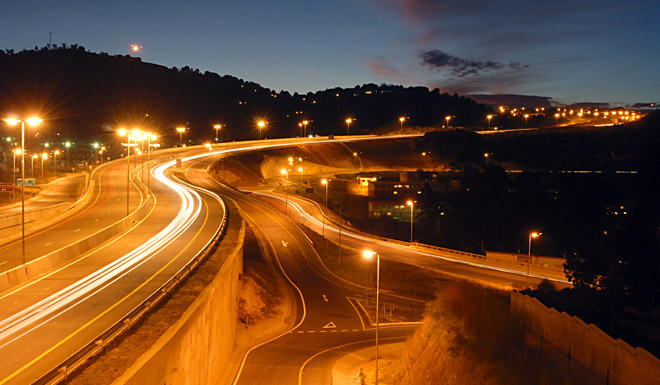 Mbabane bypass road