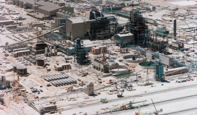 Saldanha Steel Plant