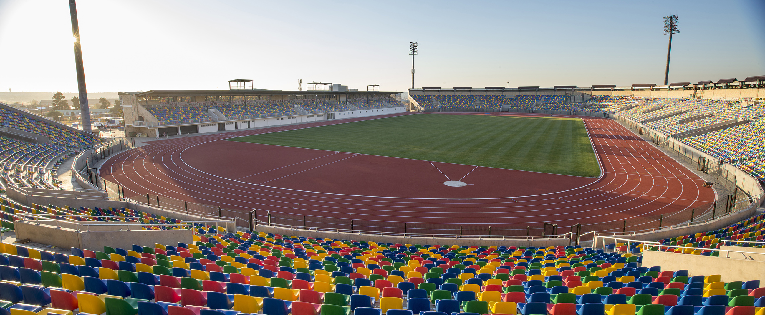 Seisa Ramabodu Stadium Upgrade
