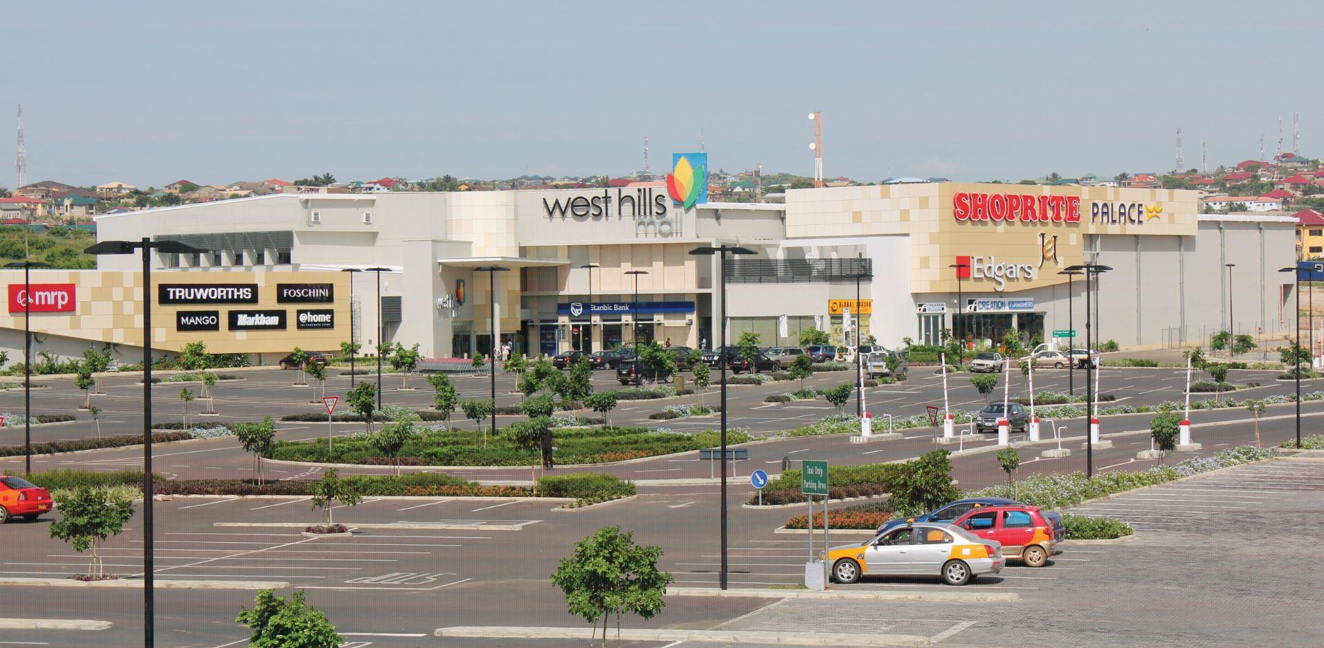 WEST HILLS MALL - GHANA